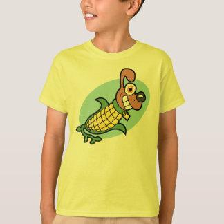 T-shirt Chien de maïs ?