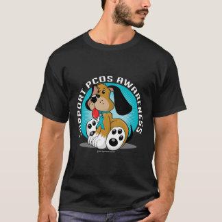 T-shirt Chien de PCOS