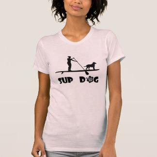 T-shirt Chien de PETITE GORGÉE - fille