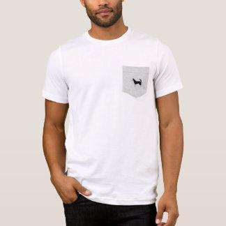 T-shirt Chien de traîneau sibérien