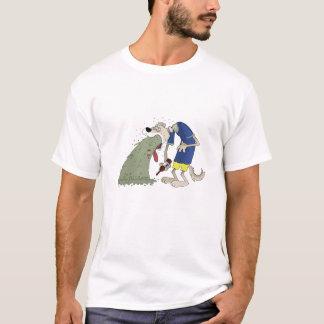 T-shirt Chien de vomissement
