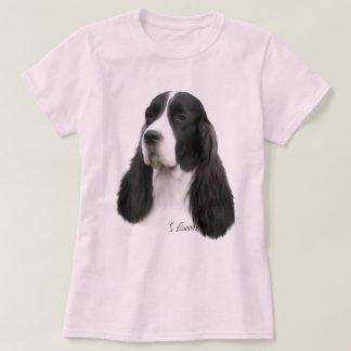 T-shirt Chien d'épagneul de springer anglais
