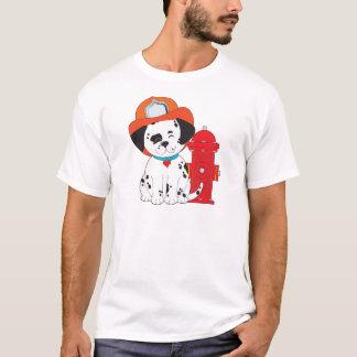 T-shirt Chien du feu de Dalmation