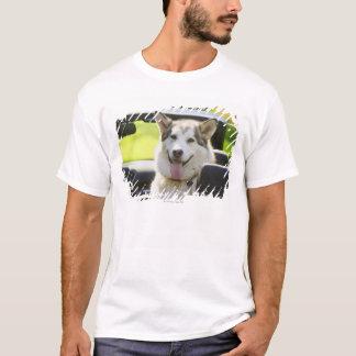 T-shirt Chien enroué de convertible