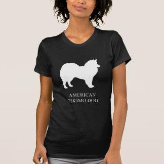 T-shirt Chien esquimau américain