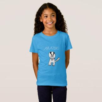 T-Shirt Chien extraordinaire par Claire