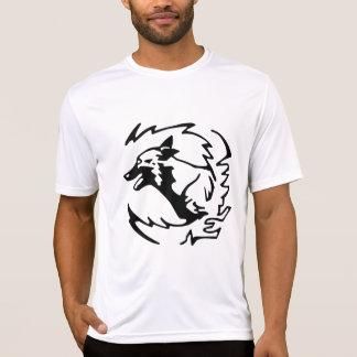 t-shirt chien malinois