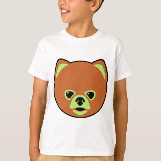 T-shirt Chien mignon de Pomeranian