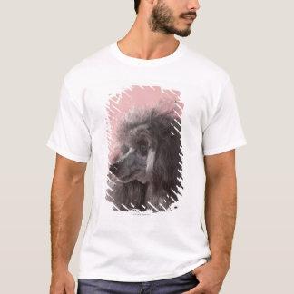 T-shirt Chien regardant loin