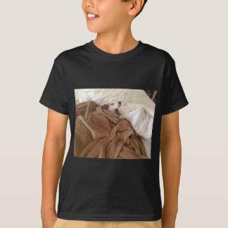 T-shirt Chienchien de baîllement