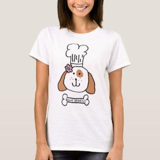 T-shirt Chienchien de chef