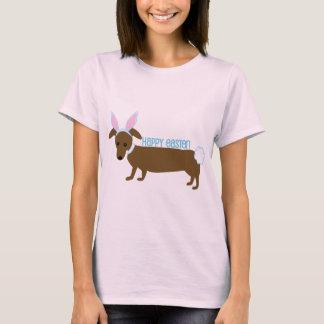 T-shirt Chienchien de Pâques