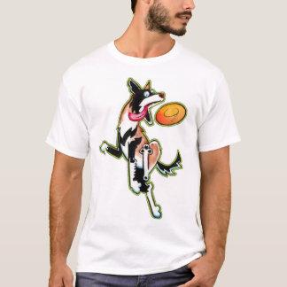 T-shirt Chiens de disque de St Louis
