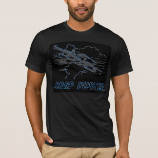 T-shirt Chiffon de culture