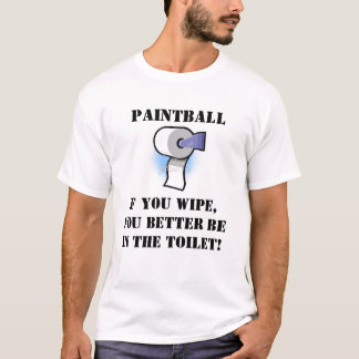 T-shirt Chiffon de Paintball
