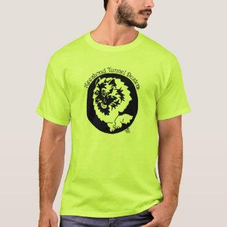 T-shirt Chiffon de tunnel de Keeshond