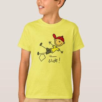 T-shirt Chiffre base-ball de bâton