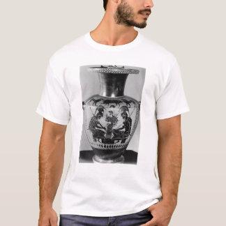 T-shirt Chiffre noir hydre de grenier