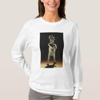 T-shirt Chiffre royal debout