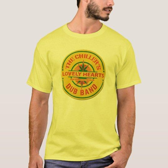 T-shirt ChillerDub Yellow