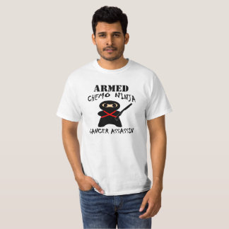 T-shirt Chimio armé Ninja