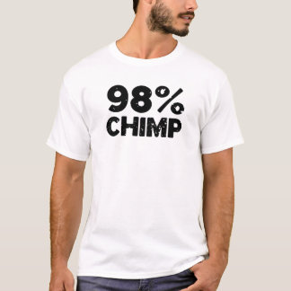 T-shirt Chimpanzé 98