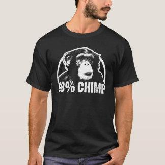 T-shirt Chimpanzé de 98 pour cent