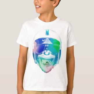 T-shirt Chimpanzé de cascade