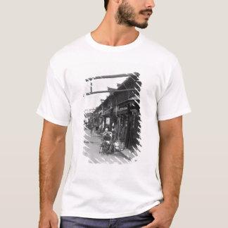 T-shirt Chinatown à Changhaï, fin du 19ème siècle