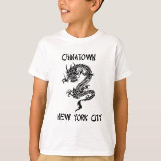 T-shirt Chinatown New York