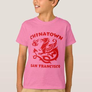 T-shirt Chinatown San Francisco
