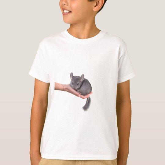 T-shirt chinchilla
