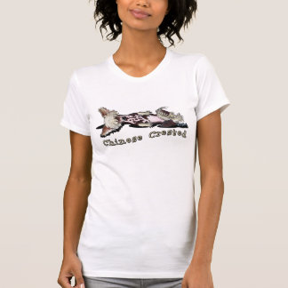 T-shirt Chinois Flirty Crested
