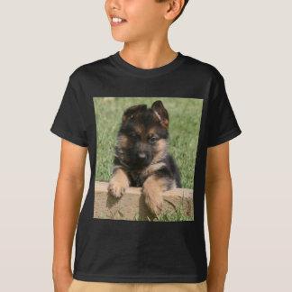 T-shirt Chiot de berger allemand