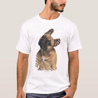 T-shirt Chiot de bouledogue français (7 mois)