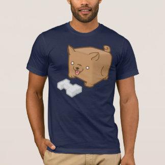 T-shirt Chiot de cube