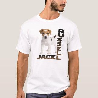 T-shirt Chiot de Jack Russell