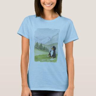 T-shirt Chiot de montagne