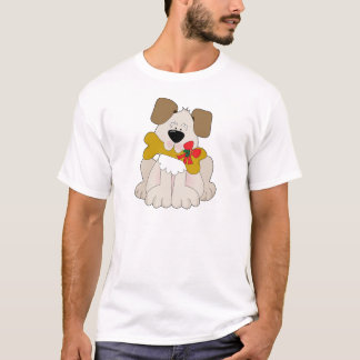T-shirt Chiot de Noël