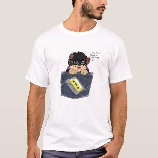 T-shirt Chiot de poche
