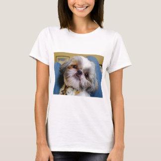 T-shirt Chiot de Shih Tzu