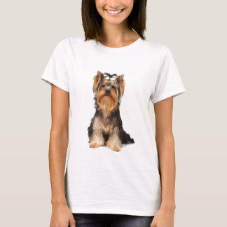 T-shirt Chiot du Yorkshire Terrier