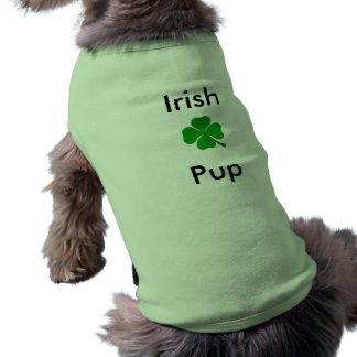 """T-shirt """"Chiot irlandais"""" Pet-Clothing1"""