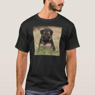 """T-shirt Chiot """"récif """" allemand de berger"""