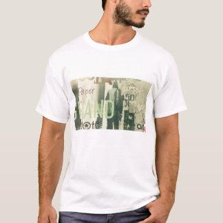 """T-shirt chiot rouge """"argent """""""