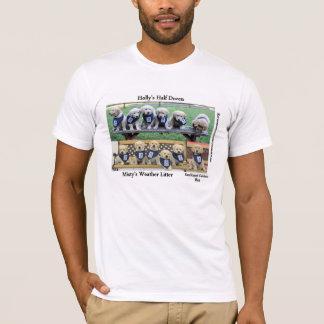 T-shirt Chiots de WCC (avant)