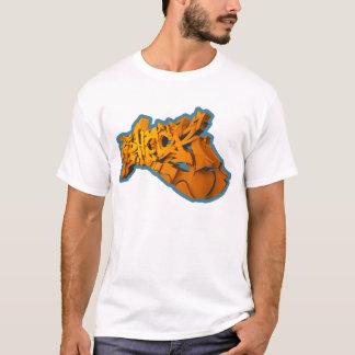 T-shirt CHOC 3D (3D-Graffiti sur un tee-shirt)
