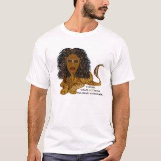 T-shirt Chocolat de sphinx