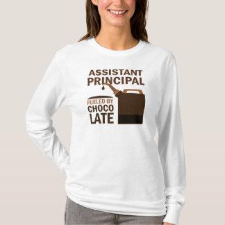T-shirt Chocolat (drôle) de directeur adjoint