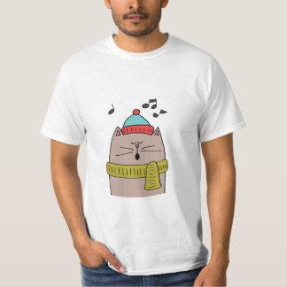 T-shirt Choeur de chat